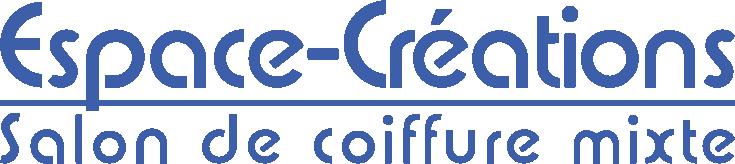 Logo espace-créations Salon de coiffure à Nyon